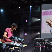 26 luglio 2014 - Traffic Free Festival - Piazza San Carlo - Torino - Max Pezzali in concerto