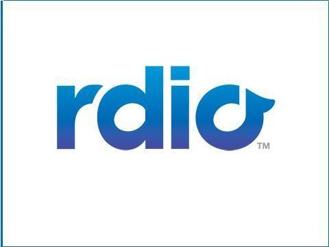 Rdio lancia Vdio: 'Per creare una piattaforma di intrattenimento globale'