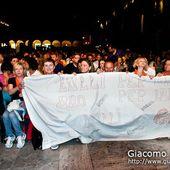 22 Luglio 2011 - Piazza del Popolo - Ascoli Piceno - Giovanni Allevi in concerto