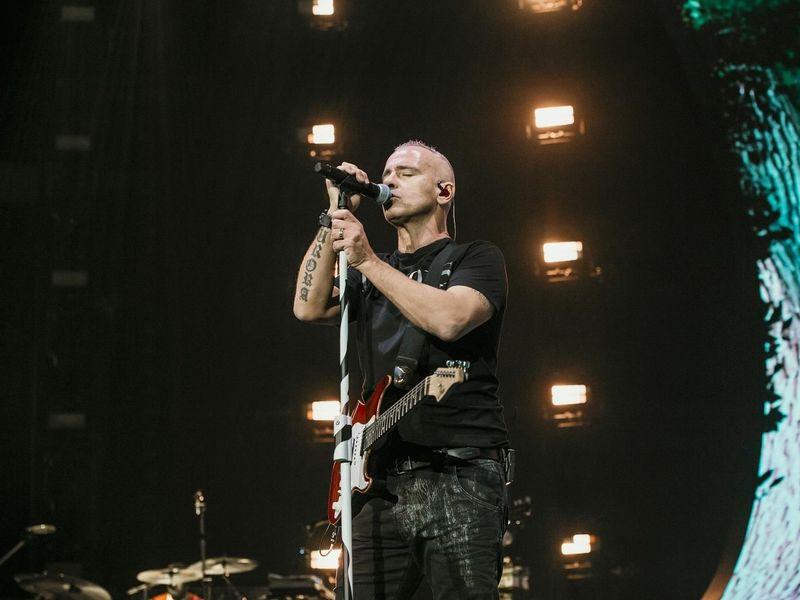 Eros Ramazzotti live @ Olympiahalle, Monaco di Baviera, 17 febbraio 2019