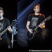 29 ottobre 2013 - MediolanumForum - Assago (Mi) - Nickelback in concerto