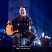27 luglio 2013 - Porto Antico - Genova - Eugenio Finardi in concerto