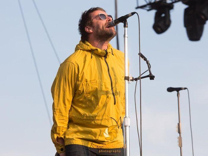 """Liam Gallagher svela la tracklist di """"Why Me? Why Not"""""""