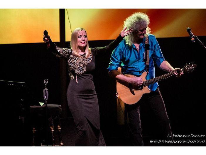 La raucedine blocca il concerto modenese di Brian May