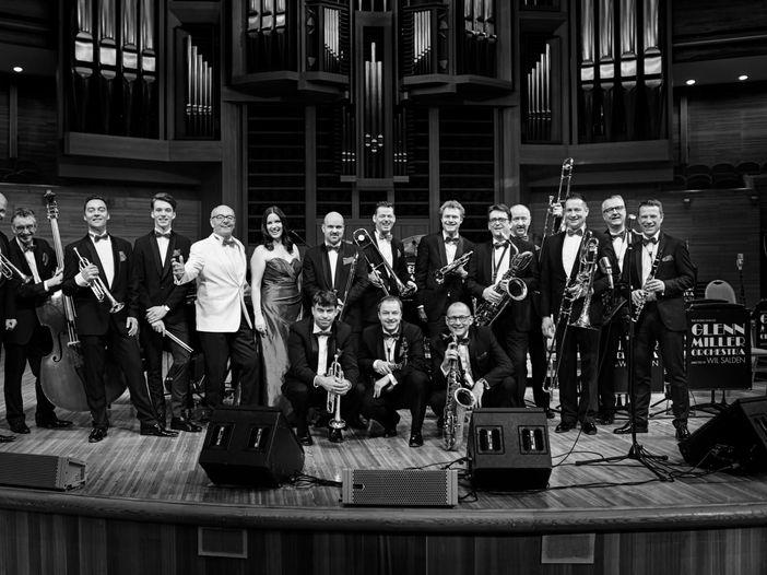 Concerti, Glenn Miller Orchestra in tour in Italia