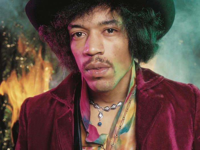 Jimi Hendrix, un maglia da calcio in suo onore