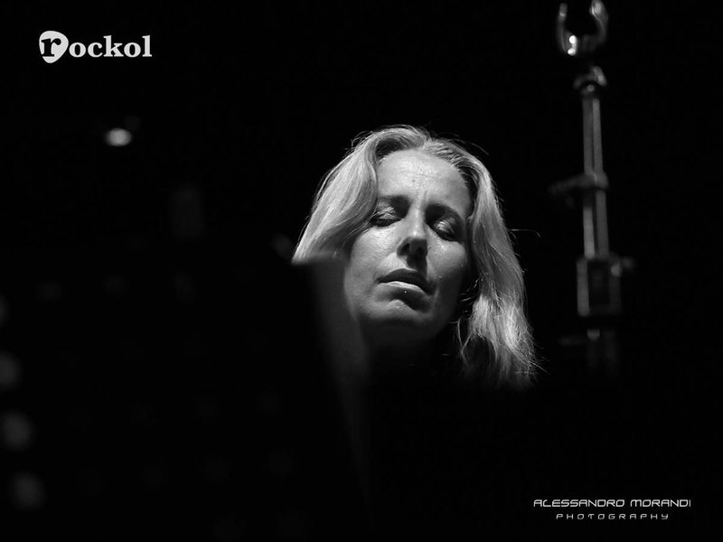 3 luglio 2019 - Teatro Romano - Fiesole (Fi) - Ginevra Di Marco & Cristina Donà in concerto
