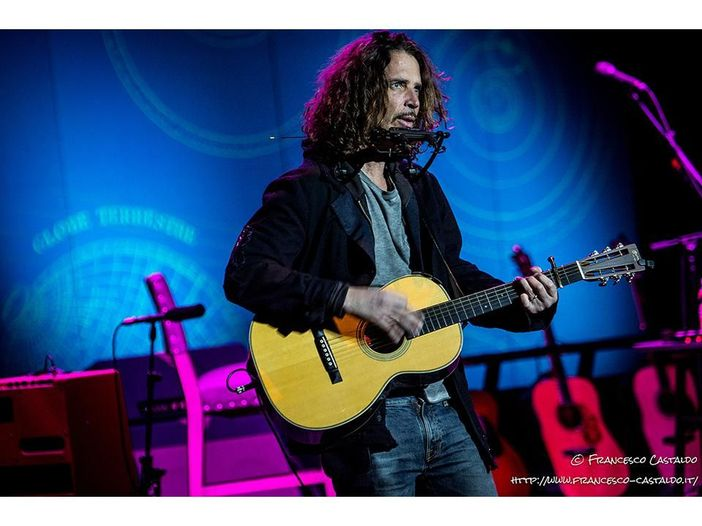 "Chris Cornell: una preview del nuovo singolo ""The Promise"" - GUARDA"