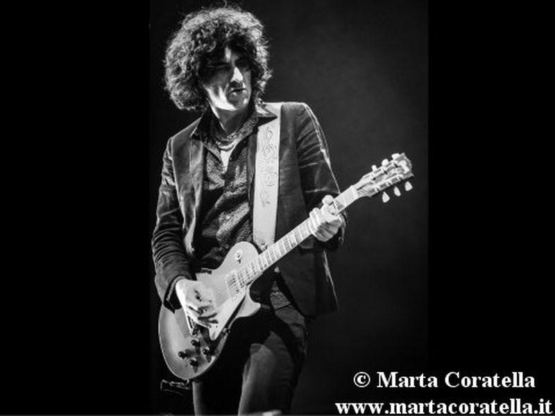 21 aprile 2015 - PalaLottomatica - Roma - Negrita in concerto