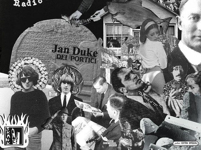 """Le recensioni di Reg Mastice: Jan Duke Dei Portici, """"Radio Halibut"""" (2021)"""
