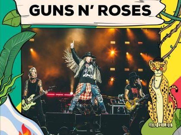 """Guns N'Roses, Donald Trump e il video di """"November rain"""": dieci curiosità"""
