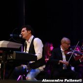 20 aprile 2012 - Teatro Donizetti - Bergamo - Francesco Baccini in concerto