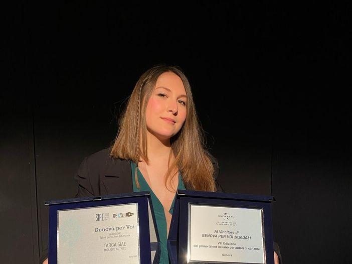 Genova per Voi 2021: vince Giulia Mei