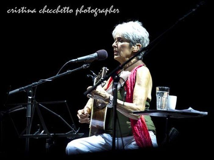 Joan Baez: buon compleanno all''Usignolo di Woodstock'
