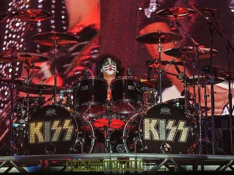 15 maggio 2017 - PalaAlpitour - Torino - Kiss in concerto