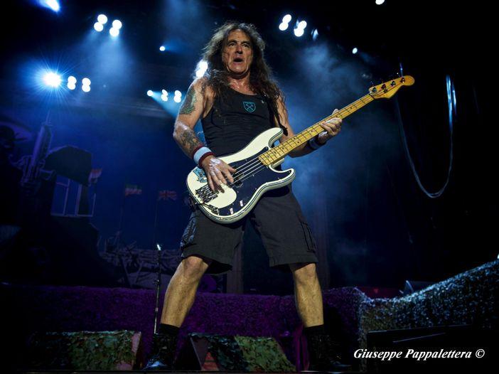 Steve Harris (Iron Maiden): esce 'The burning', secondo album dei British Lion