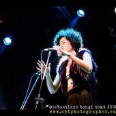 16 gennaio 2016 - The Cage Theatre - Livorno - Sara Loreni in concerto