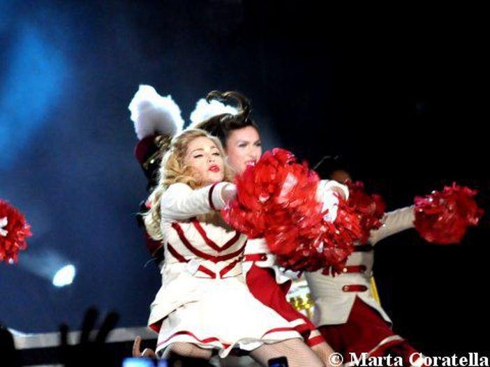 Madonna: il figlio Rocco Ritchie arrestato per possesso di cannabis, poi rilasciato