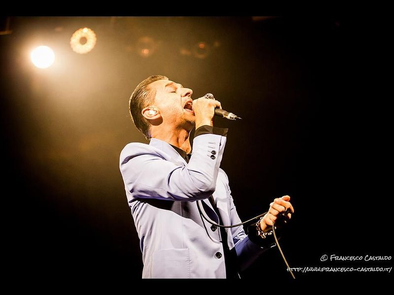 4 novembre 2015 - Fabrique - Milano - Dave Gahan in concerto