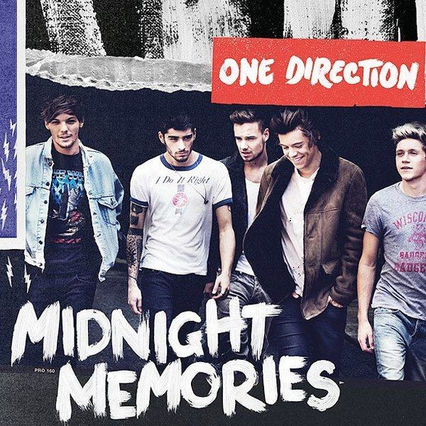 One Direction/MIDNIGHT MEMORIES