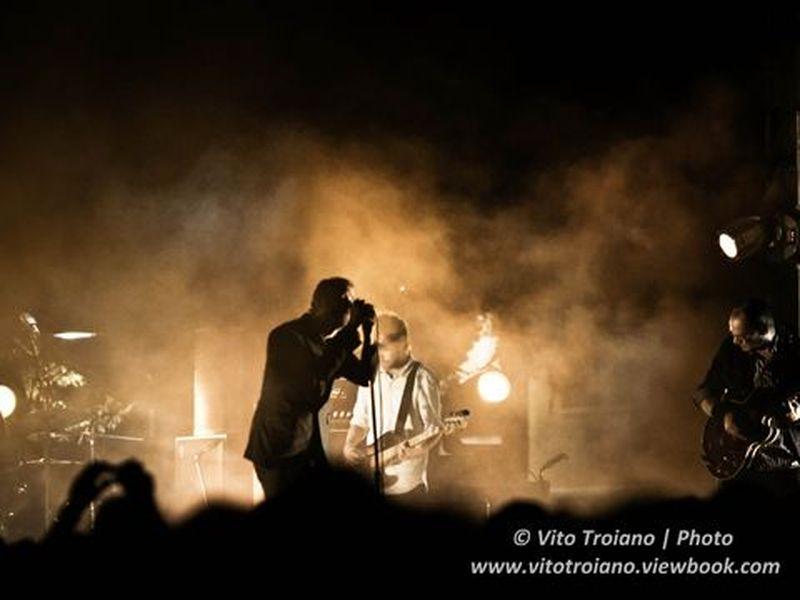 5 Luglio 2011 - Ferrara sotto le Stelle - Piazza Castello - Ferrara - National in concerto