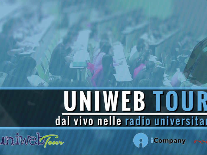 Parte il 17 ottobre Uniweb Tour, una coproduzione iCompany-Red&Blue