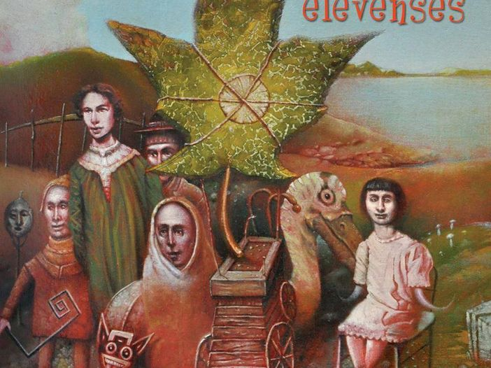 "Daevid Allen (Gong e Soft Machine), esce l'album postumo ""Elevenses"" - COVER/TRACKLIST"