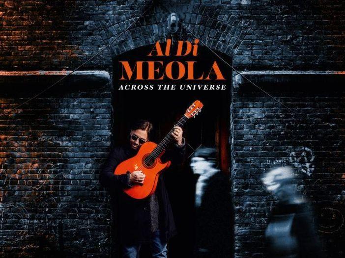 Il tributo jazz di Al Di Meola ai Beatles: anteprima