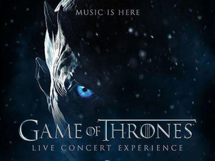 'Game of Thrones', un tour per ascoltare la colonna sonora dal vivo (anche in Europa) - VIDEO