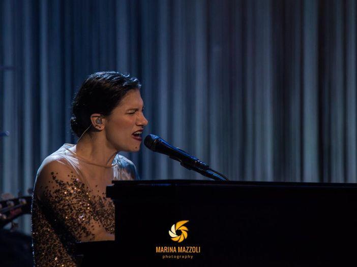 Concerti: Elisa annuncia un tour nei palasport