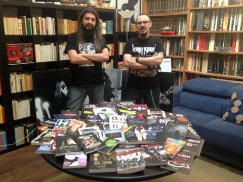 Tsunami Edizioni taglia il traguardo dei 50 libri di grande metal e rock