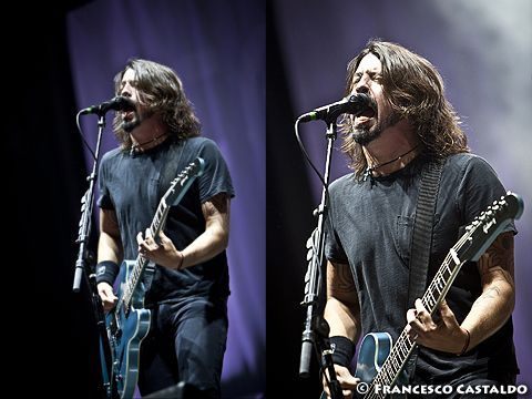 13 agosto 2012 - Villa Manin - Codroipo (Ud) - Foo Fighters in concerto