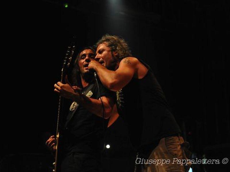 17 Giugno 2011 - Fabrik Festival - Parco del Cormor - Udine - Extrema in concerto
