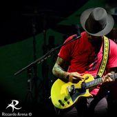 20 luglio 2015 - Auditorium Parco della Musica - Roma - Ben Harper in concerto
