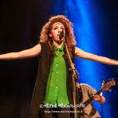 4 luglio 2015 - Anfiteatro Umberto Bindi - Santa Margherita Ligure (Ge) - Gabriella Martinelli in concerto