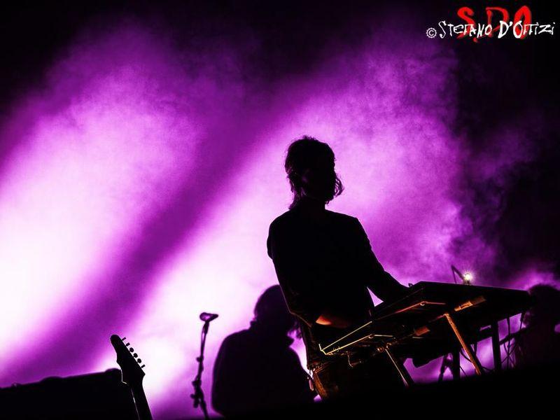 26 agosto 2015 - Ippodromo delle Capannelle - Roma - Tame Impala in concerto
