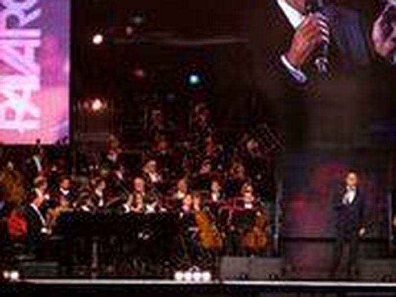6 settembre 2017 - Arena - Verona - 'Pavarotti - Un'emozione senza fine'