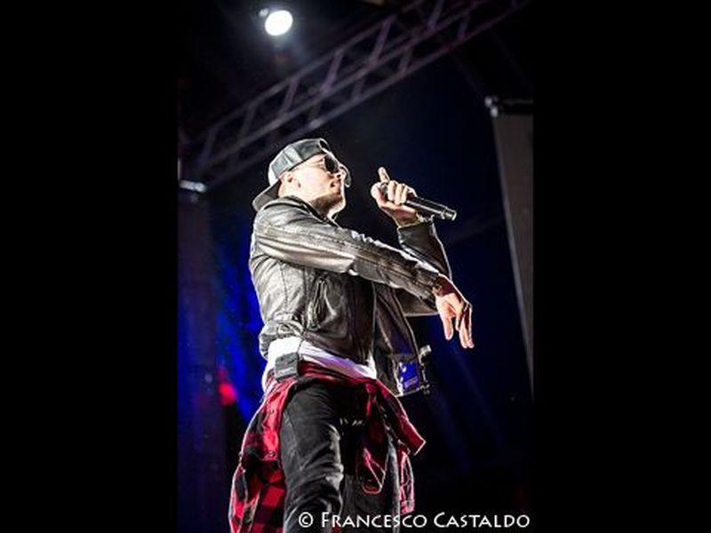 11 settembre 2014 - Carroponte - Sesto San Giovanni (Mi) - Emis Killa in concerto
