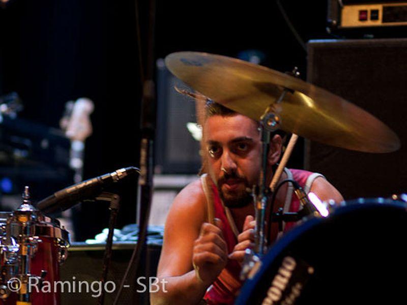 9 Settembre 2010 - Metarock - Pisa - Samuel Katarro in concerto