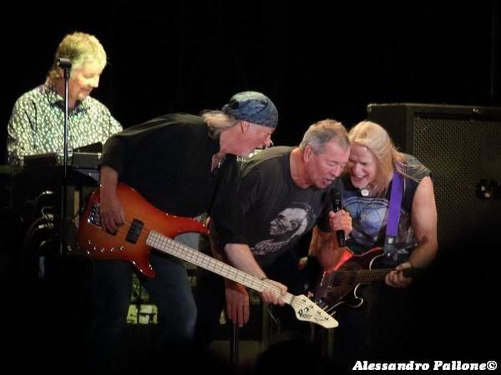 "Deep Purple: è online il video ufficiale di ""All I Got Is You"""