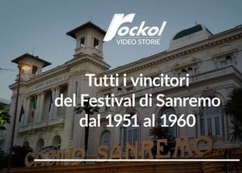 Tutti i vincitori del Festival di Sanremo: dal 1951 al 1960