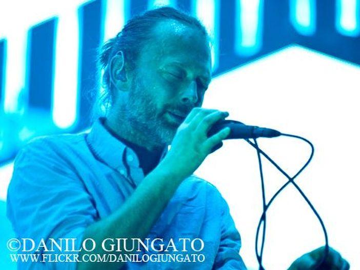 Concerti, Thom Yorke: unico live italiano il 6 novembre a Torino