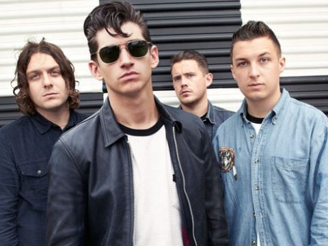 Arctic Monkeys reveal new song 'Electricity': listen here