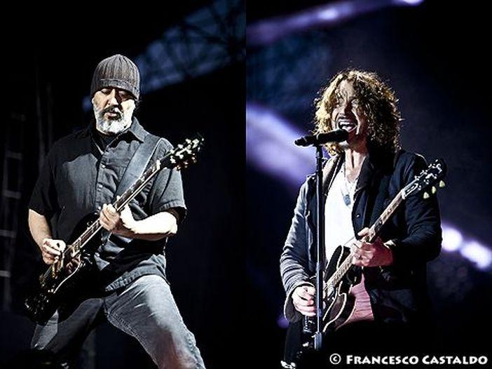 Soundgarden, l'intervista: 'Non abbiamo dovuto reinventarci'