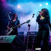 15 febbraio 2019 - Estragon - Bologna - Pussy Riot in concerto