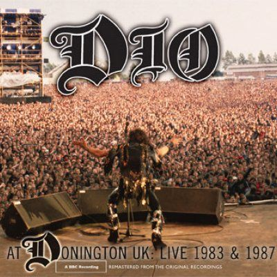 Ronnie James Dio - AT DONINGTON UK: LIVE 1983 & 1987