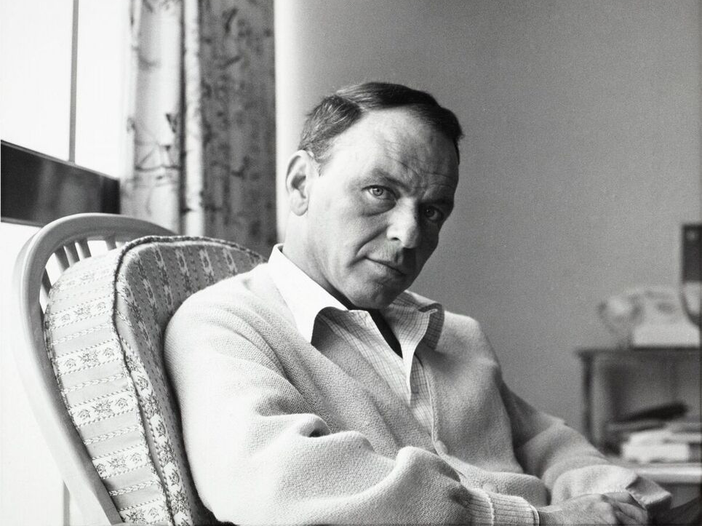 Frank Sinatra, esce a maggio il live 'Standing Room Only' con inediti e rarità