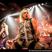 31 marzo 2015 - Alcatraz - Milano - Steel Panther in concerto