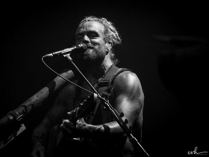 8 ottobre 2018 - Atlantico Live - Roma - Xavier Rudd in concerto