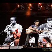 28 luglio 2015 - Lucca Summer Festival - Piazza Napoleone - Lucca - Marcus Miller in concerto